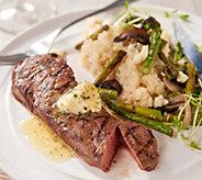 Rastelli Market Fresh (14) 5-oz Sirloin Steaks with Butter - M62281