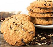 Davids Cookies 2-lb Fresh Baked Oatmeal Raisin Cookies - M116482