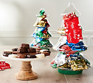 SH 12/3 Russell Stover (2) 2.75-lb Chocolate Filled Trees - M59082