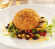 Great Gourmet (6) 8-oz Colossal Crab Cakes Auto-Delivery - M60082
