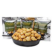 Marilyns Gourmet 120-Piece Gluten-Free Tea Biscuit Set - M117384