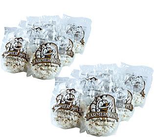 Farmer Jon's 12-Pack Popcorn Balls