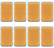 Rejuvenate Set of 8 Chamois Applicator Pads - M114987