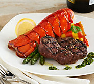 Rastelli (4) 6 oz. Filet Mignon & (4) 5-6 oz. Lobster Tails - M52087
