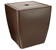 ATLeisure 3-in-1 Planter, Side Table and Umbrella Stand - M58688