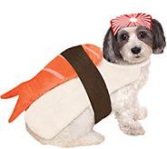Rubies Sushi Pet Costume - Medium - M116390