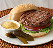 Rastelli Market (10) 5-oz Black Angus Short Rib Smashed Burgers - M57790