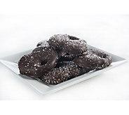 Landies Candies 18-pc Dark Chocolate Sea Salt Caramel Pretzel - M115091