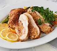 La Boucherie (2) 3-lb Stuffed Deboned Chickens - M56791