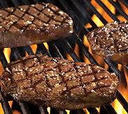 Kansas City Steak Company (4) 16-oz Boneless Ribeye Steaks - M116592