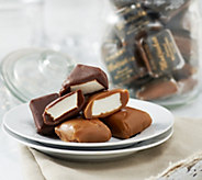 Bauers Candies 40 Caramel, Dark Chocolate, or Combo Marshmallows - M54392