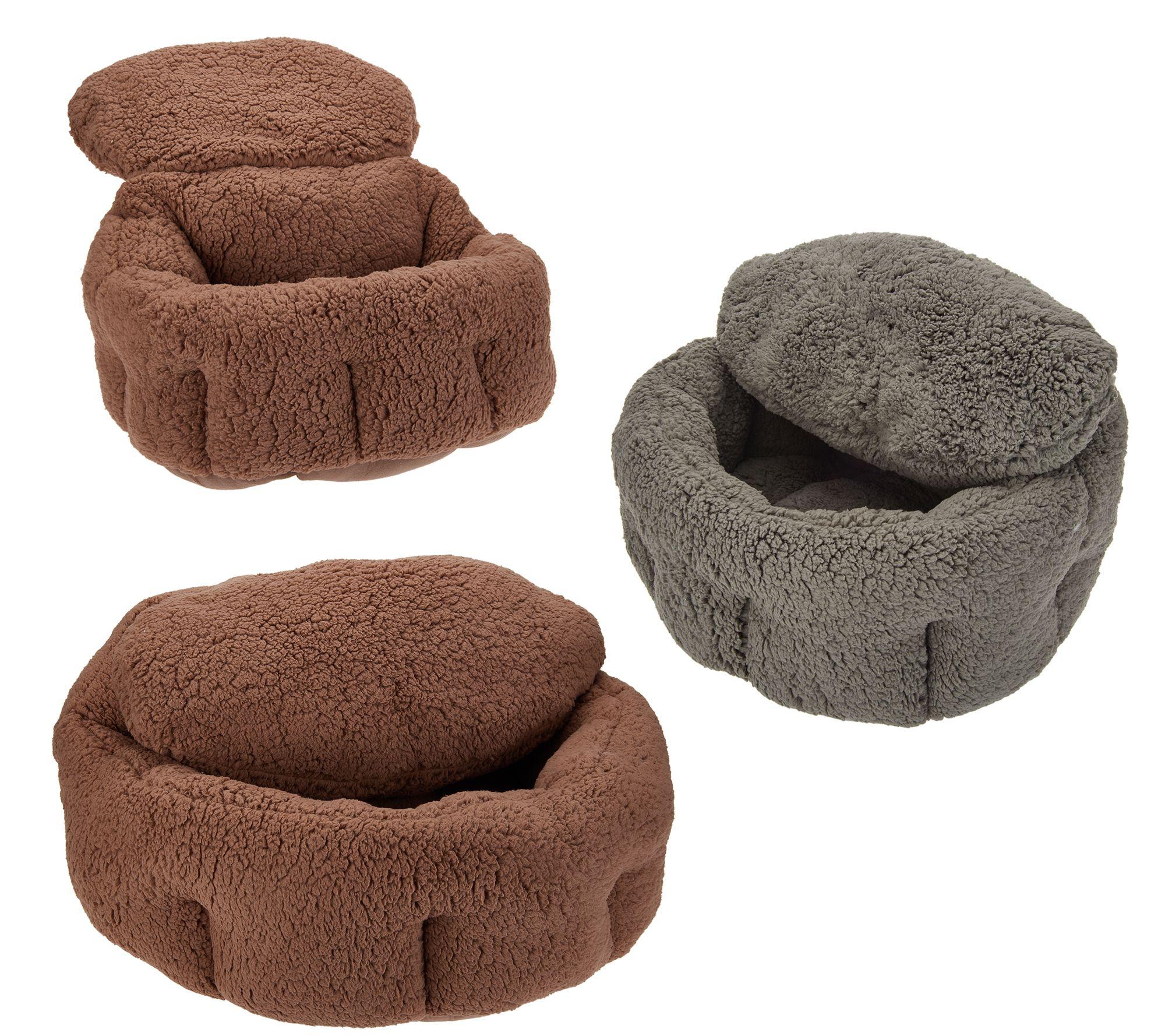 burrow beds