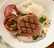 Rastelli Market Fresh (8) or (16) 6oz Seasoned Top Sirloin Steaks - M57894