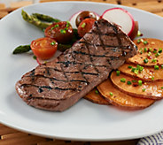 Rastelli (20) 6oz Black Angus Sirloin Steaks in Choice of Rub - M55195