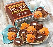 SH 11/5 Cheryls_Turkey Pie and Football Oh My! Gift Tin - M59695