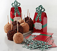 SH 12/3 Mrs.Prindables 10-Piece Apple Large Size with Holiday Boxes - M59596