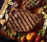 Kansas City Steaks (12) 12-oz Boneless Ribeyes - M106497