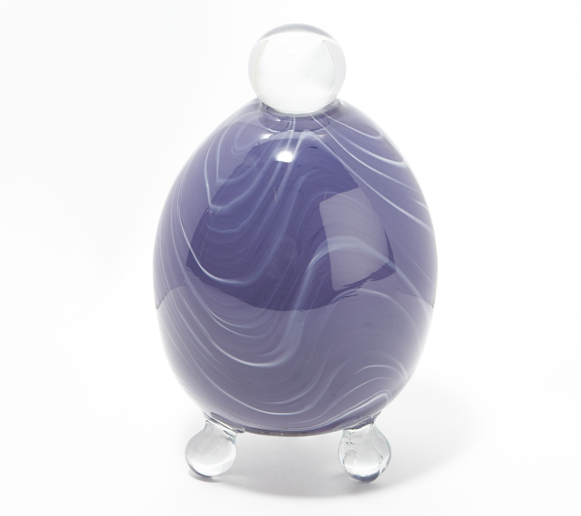 Plow & Hearth Art Glass Fruit Fly Trap - Page 1 — QVC.com