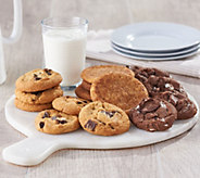 Ships 11/5 Davids Cookies 144-Count Cookie Dough Assortment - M59197