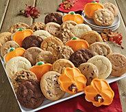 SH 11/5 Cheryls 36-Piece Thanksgiving Cookie Box - M59697