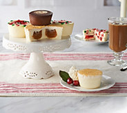 SH11/5 Juniors (18) 4-oz Holiday Mini Cheesecake Assortment - M60197