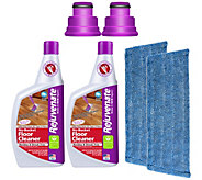Rejuvenate 32-oz No-Bucket Floor Cleaner Set - M117398