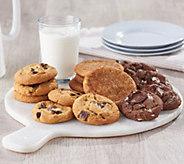 Ships 12/3 Davids Cookies 144-Count Cookie Dough Assortment - M59198