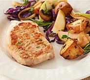 Rastelli Market Fresh (10) 6-oz Prime Pork Strip Steaks - M59899