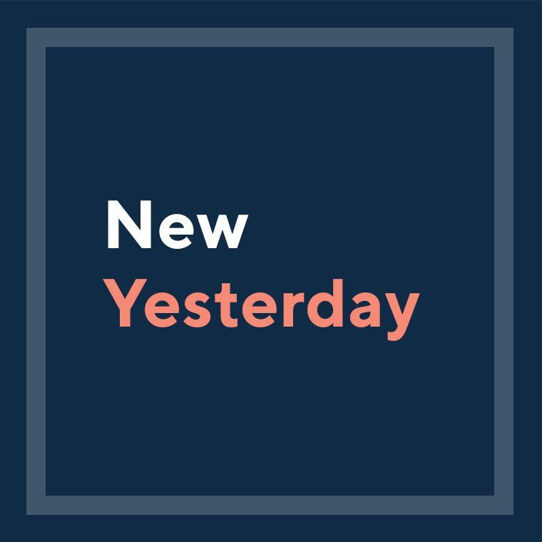 New Yesterday