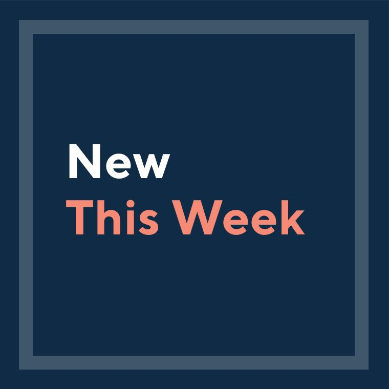 New This Week