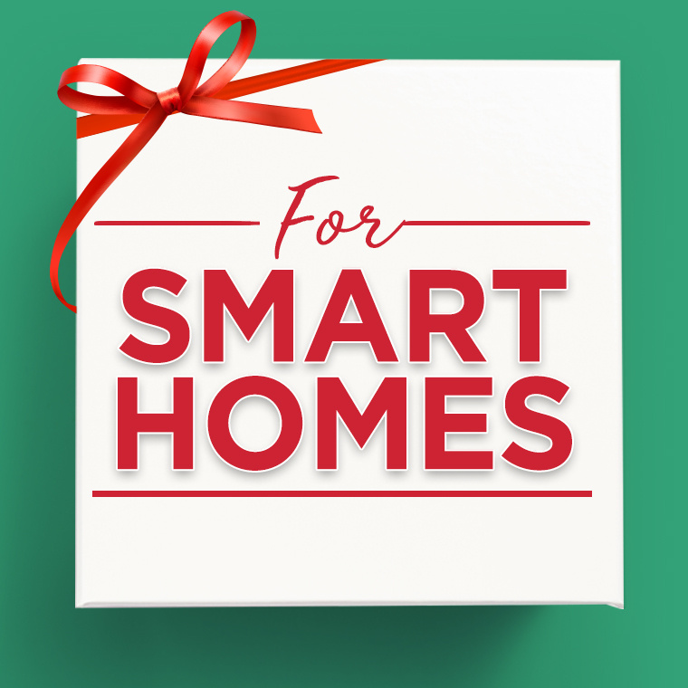 For Smart Homes