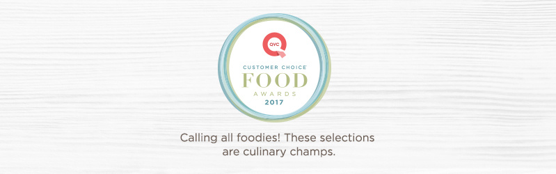 2017 Customer Choice Food Awards Calling all foodies! These selections are culinary champs.