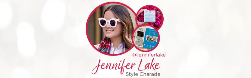 Jennifer Lake from Style Charade. @jenniferlake