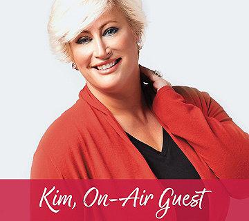 Kim, On-Air Guest