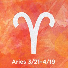 Aries 3/21–4/19