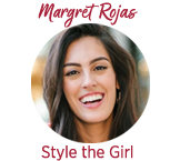 Margret Rojas from Style the Girl