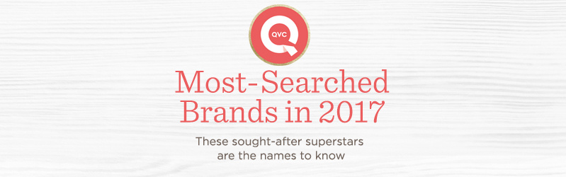 Most-Searched Brands in 2017  These sought-after superstars are the names to know