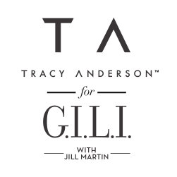 TA Tracy Anderson for GILI with Jill Martin