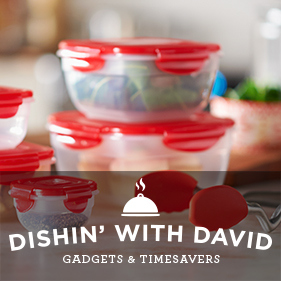 Dishin' with David
