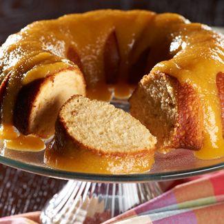 Sarah's Apricot Cake