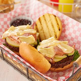 PB&J Burger Sliders