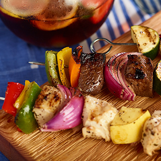 Build-Your-Own Kabobs