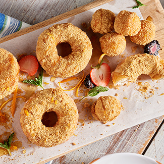 Buttermilk Biscuit Donuts