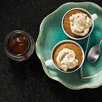 Cappuccino Fudge Cupcakes
