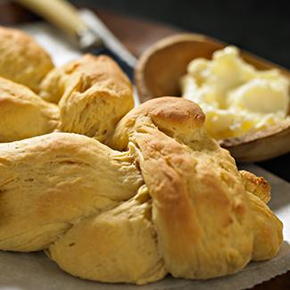 Cheese Braid