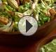 Chicken Caesar Salad with Avocado Dressing video