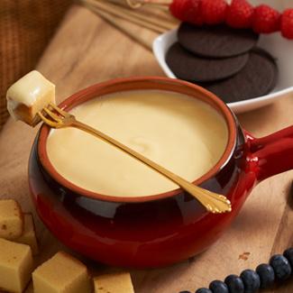 Decadent Chocolate Fondues
