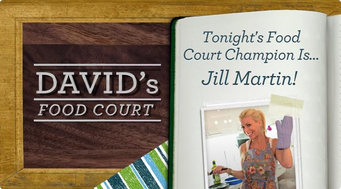 Jill Martin Wins