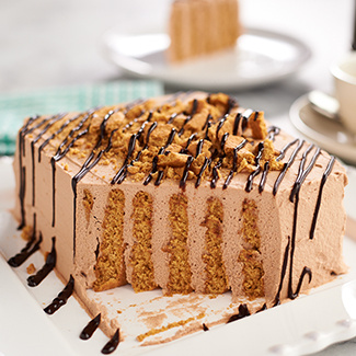 Graham Cracker Cake