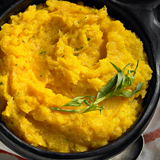 Herbed Whipped Squash
